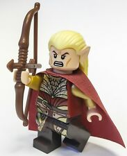 LEGO LORD OF THE RINGS MINIFIGURE HALDIR WITH BOW AND ARROW 9474 HELM'S DEEP
