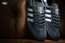 "Adidas Original Jeans Men's ""CARBON / GREY"" Trainer Sneaker"