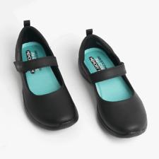 Skechers Girls' Microburst Scholar Holler Mary Janes, Black Size UK 13 / EU 32