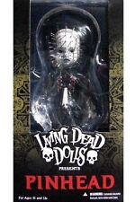 Mezco Living Dead Dolls Presents Hellraiser III Pinhead Doll New