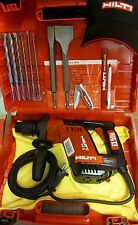 Hilti Te 5 Hammer Drill >230V< Free Drill Bits & Chisels, Made In Germany
