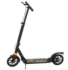 Scooter For Adult&Teens,3 Height Adjustable Easy Folding Double Shock Absorber B