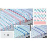 Juego de sábanas Microfibra TRIX Multicolor 150 x 190/200 cm