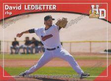 2016 High Desert Mavericks David Ledbetter RC Rookie Texas Rangers