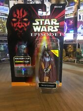 Hasbro Star Wars Episode I Nute Gunray Action Figure