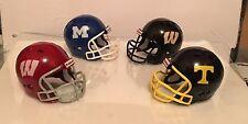 Custom Pocket Pro Football Helmet: High School, College NFL Or Any Other League