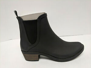 Lucky Brand Basel H20 Ankle Boots, Black, Womens 7 M