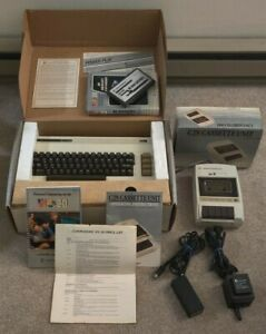 Commodore VIC-20 Bundle (CiB)   New Caps and VIC Chip   FOR PARTS/REPAIR