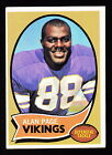 1970 TOPPS #59 ALAN PAGE VIKINGS ROOKIE