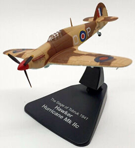 Atlas Edition 3909011 - Hawker Hurricane MkII C & Messerschmitt Bf 109