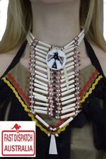 Indian Breastplate Native America Chest Piece Dance Dress Costume Acc CHEAP!!!