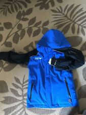 Karbon Snowbird Ski Team Issue 20k Insulated Jr Ski Jacket Jr Sz 10 (spyder)