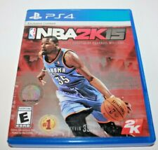 Nba 2K15 (Sony PlayStation 4, 2014) Complete Tested and Ready to Play!