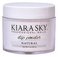 Kiara Sky Dip Powder | 2 oz NATURAL