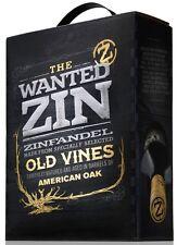 The Wanted Zinfandel IGT Pugil 3,0l Bag in Box, 14,5% Rotwein Italien Primitivo