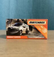 MATCHBOX POWER GRABS #5 Renault Kangoo 2020 issue (NEW in BOX)
