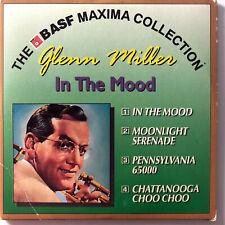 """Glenn Miller CD Single 3"""" In The Mood - BASF Promo - UK (VG/VG)"""