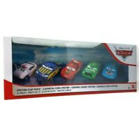 Disney Pixar Cars Piston Cup Race 5 Pack w/ The King New Unopened Free Shipping