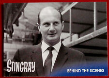 STINGRAY - BEHIND THE SCENES - Card #50 - Unstoppable 2017 - Gerry Anderson