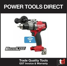NEW MILWAUKEE 18V HAMMER DRILL ONE KEY BL M18ONEPD-0 GEN II FUEL CORDLESS