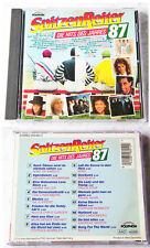SPITZENREITER ´87 - Udo Lindenberg, Stephan Remmler, Trude Herr,... Polyphon CD