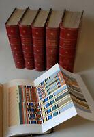 Histoire de l'art dans l'antiquité - tome 1 à 6 - 1882/1894 - Riche iconographie