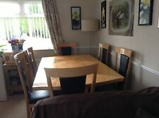 Unbranded Up to 6 More than 8 Pieces Table & Chair Sets