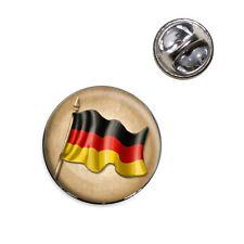 Vintage German Flag - Germany Lapel Hat Tie Pin Tack