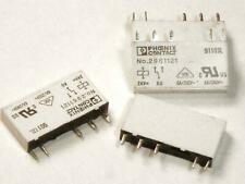Spst 24Vdc Relay W/Gold Contacts Phoenix Contact cc19