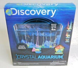 Discovery Crystal Aquarium Award Winning Set New