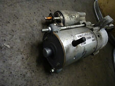 Ford Focus 2.0 petrol starter motor from 2008 3m5t 11000 ae 2005-2010