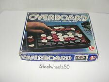 Vintage Overboard Slide To Survive Board Game COMPLETE 1978 Lakeside Industries