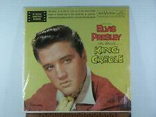 Elvis Presley King Creole 1964 RCA LPM1884 Monaural label bottomw/open shrink M-