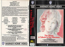 The Doors. A Tribute to Jim Morrison (1981) VHS