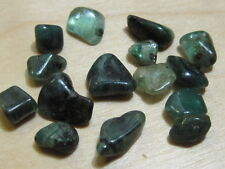 15 edelstenen Smaragd