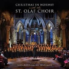 Christmas in Norway with St. Olaf Choir, NEW CD