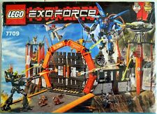 LEGO EXOFORCE 7709 Sentai Fortress  * Mint in factory sealed bag *