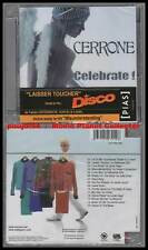 "MARC CERRONE ""Celebrate"" (CD) 2008 NEUF"