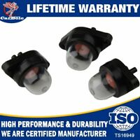 3 Pack Primer Bulbs For 188-518 Poulan 1900LE 1950 2050 2055 2075 2150 2175 2375