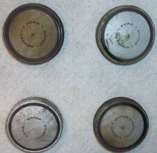 1968-1977 Ford 3/4 1 Ton Trucks Vans 10 1/2 Inch Lot of 4 Hubcaps Wheel Covers