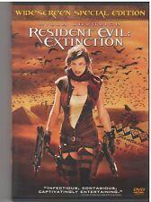 RESIDENT EVIL EXTINCTION (DVD, 2008)
