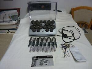 Heizbare Lockenwickler Remington, 460 Watt, mit Zubehör, gebraucht