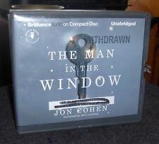 The Man in the Window by Jon Cohen / Jeff Cummings Unabridged Audiobook CDs