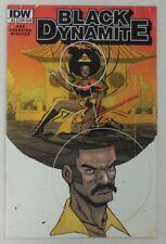 BLACK DYNAMITE Movie BLAXPLOITATION Comic # 3 ~ VARIANT Subscription Cover
