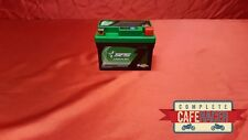 (SG) CAFE RACER LITHIUM ION BATTERY 12V COMPACT LIGHTWEIGHT 6AMP
