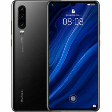 Huawei P30 ELE-L04 128GB Black Unlocked GSM Android 4G LTE Smartphone EXCELLENT