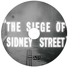The Siege of Sidney Street - Drama - Donald Sinden, Nicole Berger - 1960