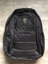 Monster Energy Backpack Sport Outdoor Recon SOLD OUT! Black w/ Monster Logo