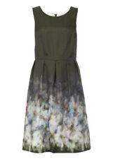 Knielange Damenkleider aus Polyester für den Sommer
