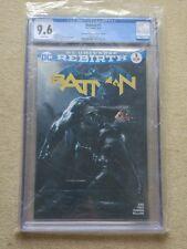 Batman #1 dell 'otto Variant CGG 9.6 - 2016-DC COMICS